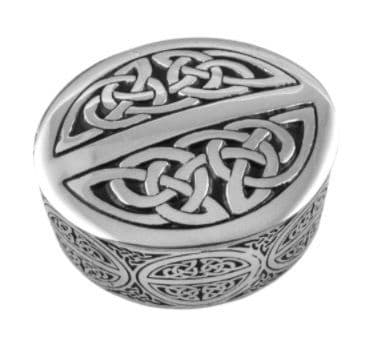 Oval Celtic Box