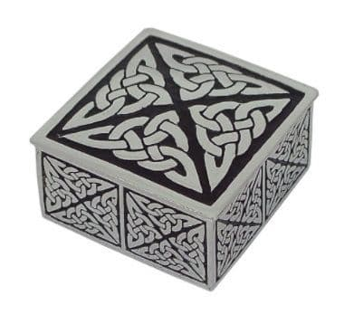 Square Celtic Box