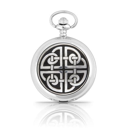 Square Knot Pocket Watch