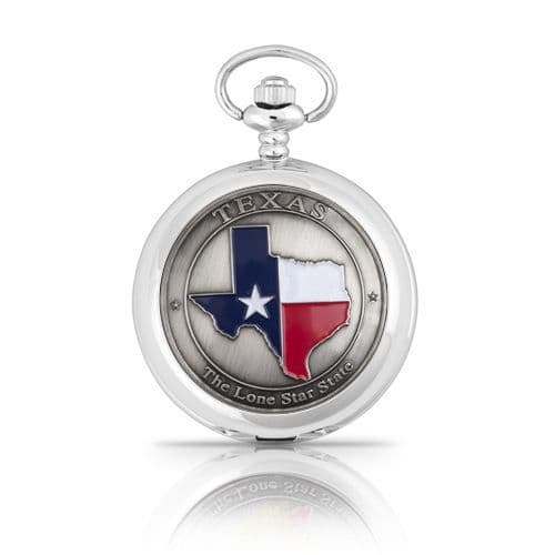 Texas State Pocket Watch