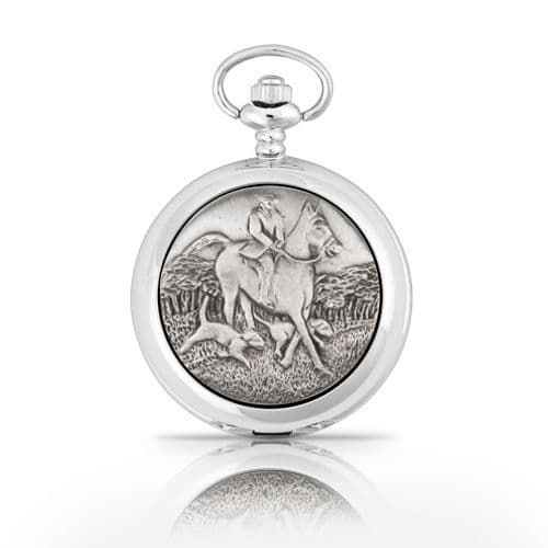 The Hunt Mechanical Pocket Watch