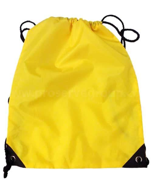Bassetts Farm PE Bag (Yellow)