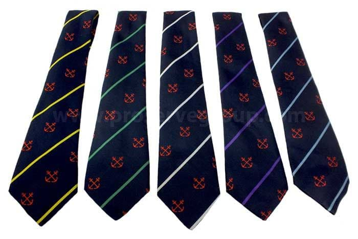 Exmouth Tie (Year Colours)
