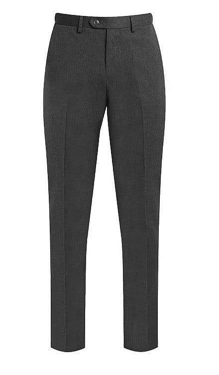 Signature Boys Contemporary Trousers (Steel Grey)