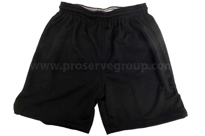 Sir John Hunt Football Shorts (Black)