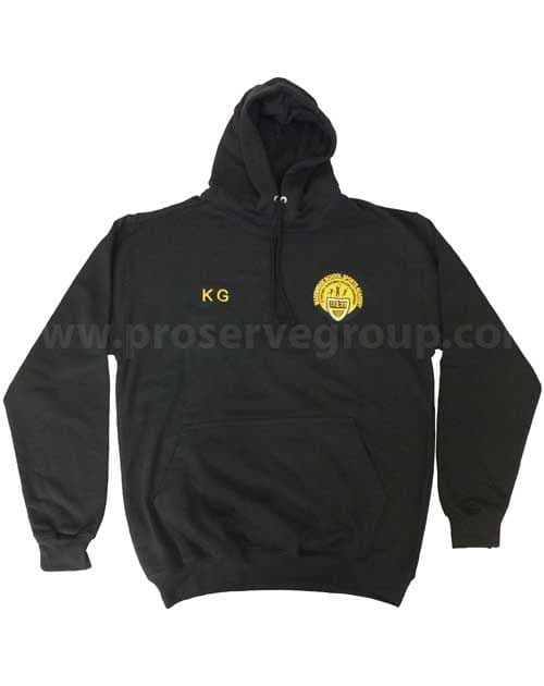 Wadebridge Sports Hooded Sweatshirt (With/without initials)
