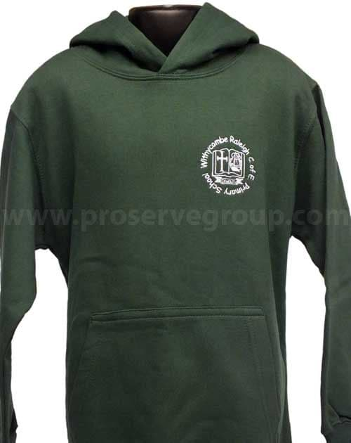 Withycombe PE Hoodie (Bottle) (Yr 1 & above)