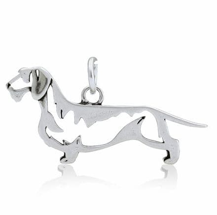 Dazzling Paws Dachshund Daxi Wire-Haired Charm