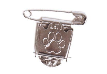 Dog Show Ring / Number Clip