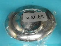 Mira Concealing Plate chrome 451.69
