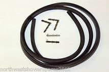 UNIVERSAL COOKER 3 SIDED DOOR SEAL KIT & INSTRUCTIONS O94