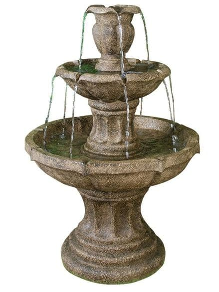 3 Tier Classic Fountain