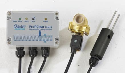 Automatic Water Level Control System