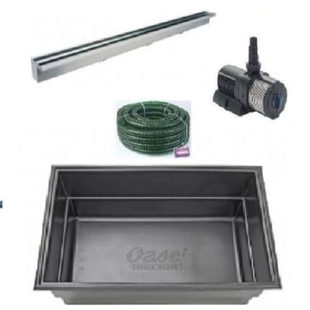 Classic 900mm wide water blade  KIT