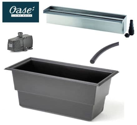 Classic Oase 600 mm wide Water Blade Kit
