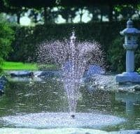 Fountain & Water Feature Pumps