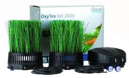 OxyTex Set 2000 Oxygenating Kit