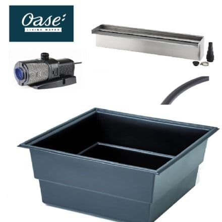Premium Oase 600 mm wide  Water Blade Kit