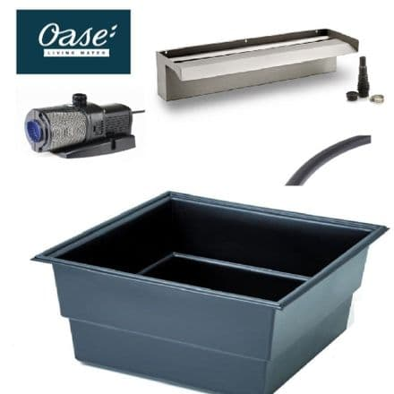 Premium Oase 600 mm wide  XL Water Blade Kit