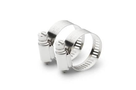 """Stainless steel hose clamp 3/4""""-1"""""""