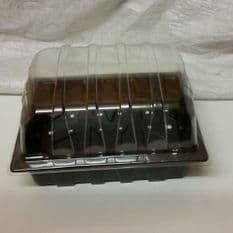 Half Tray Propagator lids - various quantities