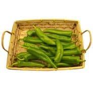 Hot Pepper Anaheim  Appx 260 Seeds