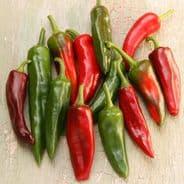 Hot Pepper Big Jim Appx 100 Seeds