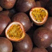 Passion Fruit - Edible