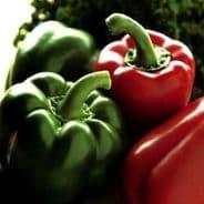 Sweet Pepper Californian MIX 25 seeds