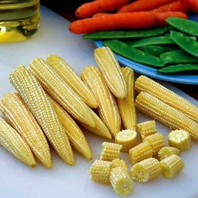 Sweetcorn F1 Minipop 25 seeds - Vegetable