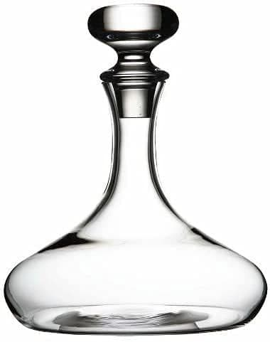 Admirals Ships Crystal Decanter  1L