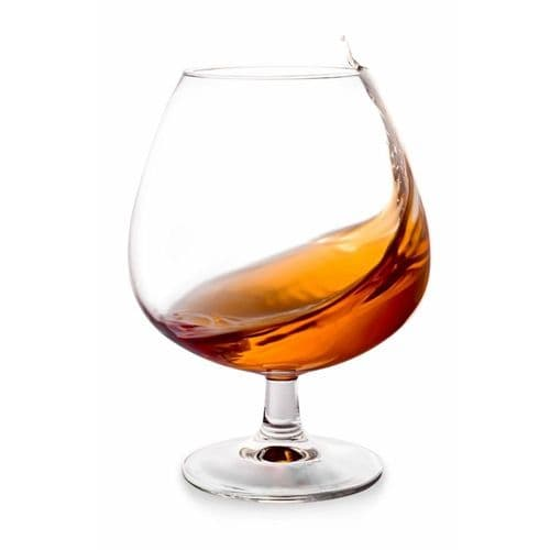 Cognac Glasses 240ml- Set of 6- Barware Collection by Solavia