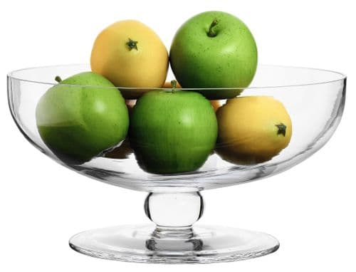 Footed Fruit Trifle Bowl 29cm