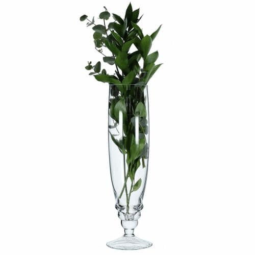 Footed Vase 45cm high Rona