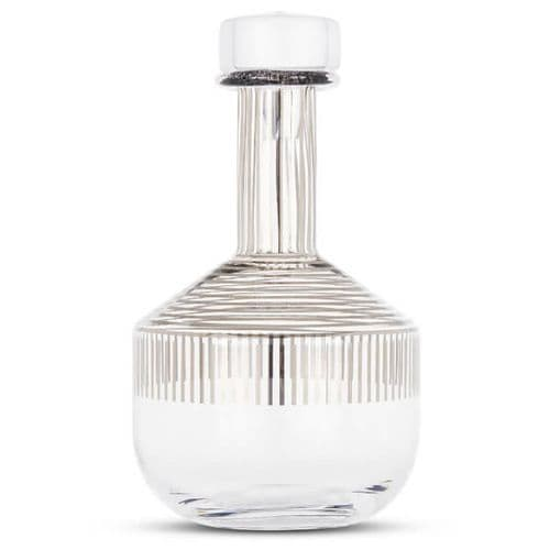 Platinum Stripes Decanter 1 L