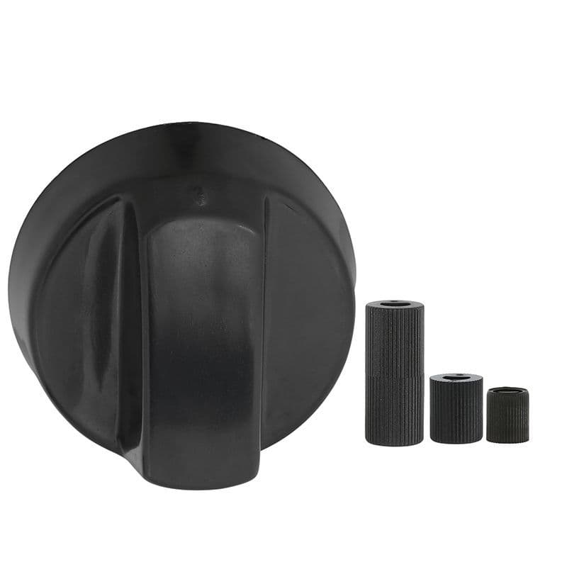 FITS BELLING STOVES BLACK COOKER OVEN HOB CONTROL KNOB SWITCH 082613643