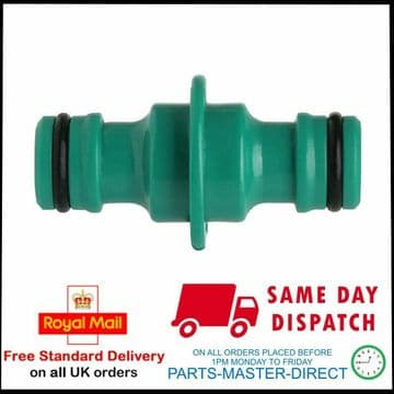 """KINGFISHER HALF INCH GARDEN HOSE WATER PIPE CONNECTOR 1/2"""" 604CP"""