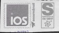 'I.O.S' SECURED MAIL P.P.I (REF: C9 10017)