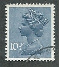 10.5.P 'DEEP DULL BLUE'  (2 BANDS)  FINE USED
