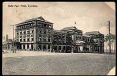 1923 SRI LANKA 'GALLE FACE HOTEL,COLOMBO
