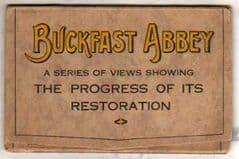 1931 BUCKFAST ABBEY 1931 PHOTOBOOK