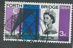 1964 3d 'FORTH ROAD BRIDGE'  FINE USED