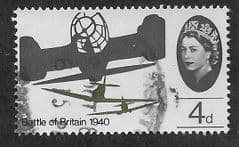 1965 4d 'BATTLE OF BRITAIN ' (ORD)  FINE USED
