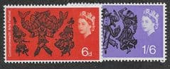 1965 U/M  (SET) 'ARTS FESTIVAL' (ORD)(2v)