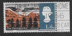1966 1/6d 'LANDSCAPES - CAIRNGORMS' (ORD) FINE USED
