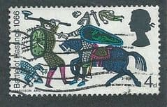 1966 4d 'BATTLE OF HASTINGS '(ORD)   FINE USED