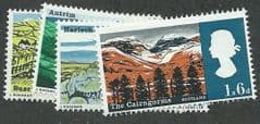 1966 U/M SET 'LANDSCAPES' (ORD)(4v)
