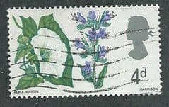 1967 4d 'WILD FLOWERS' (ORD)   FINE USED