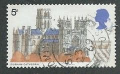 1969 5d 'CATHEDRALS - DURHAM'  FINE USED