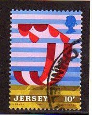 1975 10P 'TOURISM' FINE USED